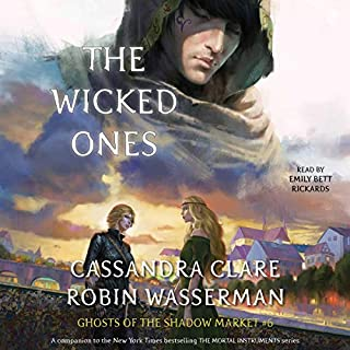 The Wicked Ones cover art