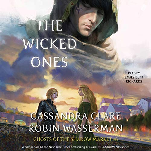 The Wicked Ones audiobook cover art