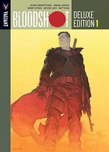 Bloodshot Deluxe Edition Book 1