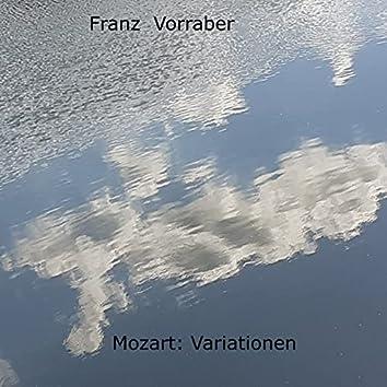 Mozart: Variationen