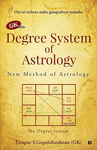 GK win Degree System of Astrology: New Method of Astrology