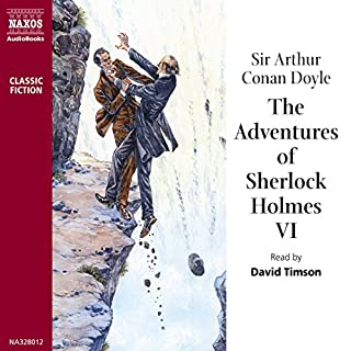 The Adventures of Sherlock Holmes VI cover art