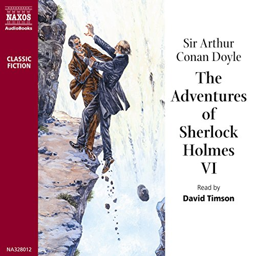The Adventures of Sherlock Holmes VI audiobook cover art