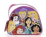 Disney Princess Magic Beauty Bag, Set de Maquillage pour Enfants, Sac de Beauté Coloré avec Maquillage de la Tête aux Pieds pour Filles, Kit de Manucure et Accessoires, Cadeau pour Filles