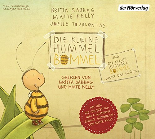 Die kleine Hummel Bommel: und Die kleine Hummel Bommel sucht das Glück. Zwei Geschichten in einer Box (Die kleine Hummel Bommel - Reihe, Band 1)