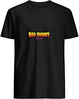 Bad bunny x100pre Clothes T-Shirt for Women Men Clothing Birthday Gifts