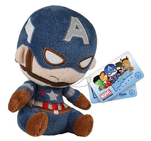 Mopeez: Marvel: Capitán América