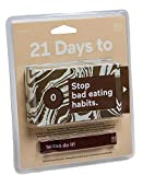 Take Care Of Yourself By Learning How To Eat Better In 21 Days Stop Bad Eating Habits in 21 Days New Years Resolution Lose Weight Without The Diet