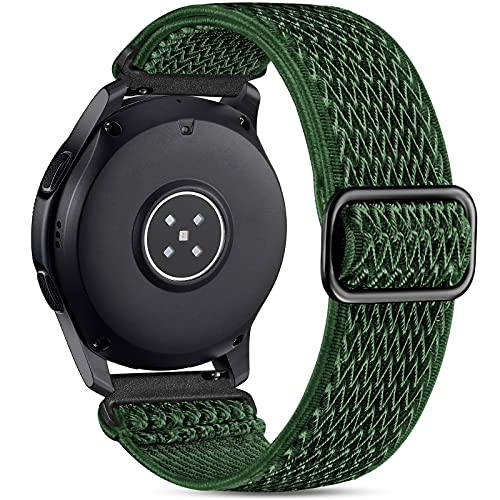 Easuny 22mm Watch Bands Compatible for Samsung...