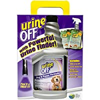 URINE OFF CLEAN UP KIT DOG & PUPPY by Urine Off
