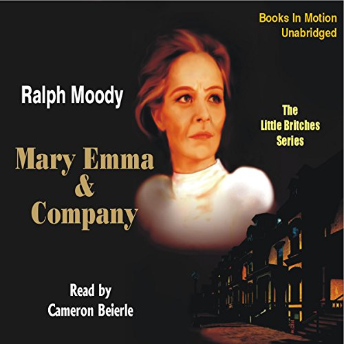 Mary Emma & Company audiobook cover art
