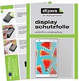 dipos I 2X Schutzfolie matt kompatibel mit Lenovo Tab 4 8 Plus Folie Bildschirmschutzfolie