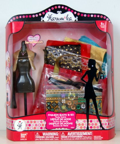 Harumika - 30361 - Style Your Imagination - Fashion-Show & Go - Mode-Accessoires - Party Scene / Party-Kollektion