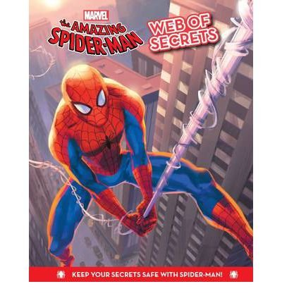 [(Marvel Spider Man Book of Secrets)] [ Parragon Book Service Ltd ] [April, 2012]
