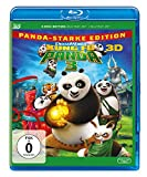 Kung Fu Panda 3 3D, 2 Blu-ray