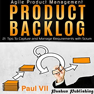 Agile Product Management: Product Backlog cover art