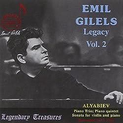 Emil Gilels Legacy Vol.2