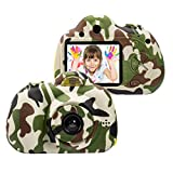 omzer Kids Digital Cameras for 4-9 Year Old Boys,2 Inch LCD Screen Toy Video Camera Birthday for...