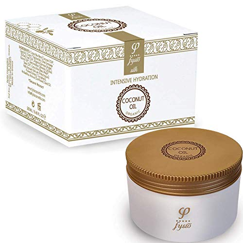 Kokosöl Bio Nativ Kaltgepresst Feuchtigkeitscreme Coconut Oil mit Olivenöl, Bienenwachs, Arganöl | Natürliche Pflege für Haut, Körper & Haar | 250ml