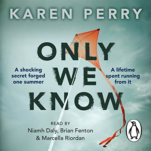 Only We Know audiobook cover art