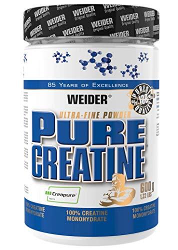 Weider Pure Creatine Polvere, 600 g