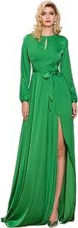 Sexy Deep V Backless Sleeveless Cross Back Maxi Dress