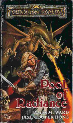 POOL OF RADIANCE (Forgotten Realms: Pools, Band 1)