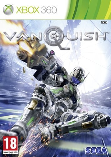 SEGA Vanquish Limited Edition, Xbox 360 - Juego (Xbox 360, Xbox 360, Tirador, ENG)