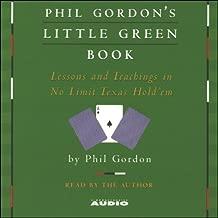 Best phil gordon's little green book Reviews