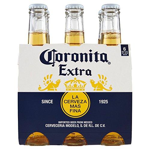 Coronita - Birra Bottiglia 210 ml (Pacco da 6)