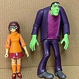 VENDISART Anime Frankenstein Monsters Figura de acción y Velma Figuras de acción Juguetes Regalo 5