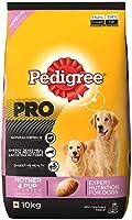 Pedigree PRO Expert Nutrition Lactating/Pregnant Mother & Pup (3-12 Weeks) Dry Dog Food, 10kg Pack