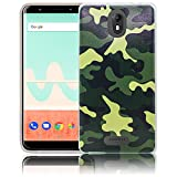 Wiko View GO Camouflage Silicone Protective Case Protective