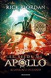 Il labirinto di fuoco. Le sfide di Apollo (Vol. 3)