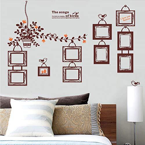 Meaosy fotoalbum muurstickers grote grootte babykamer decoratie kinderen slaap sticker huisdecoratie voor kinderen kamer muurstickers muurschilderingen