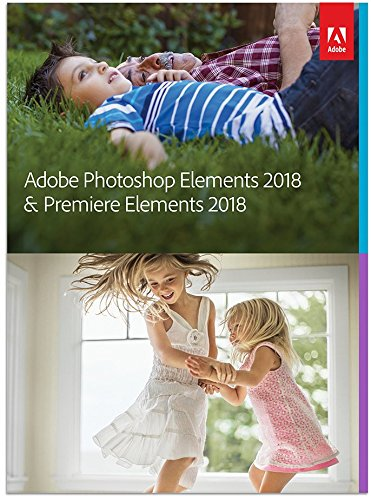 Adobe Photoshop Elements and Premiere Elements 2018