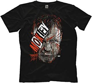 Licensed Jon Moxley Paradigm Shift AEW All Elite Wrestling Adult T-Shirt