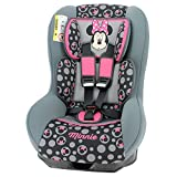 Nania Driver Group 0+/1 Infant High Booster Car Seat, Disney Minnie