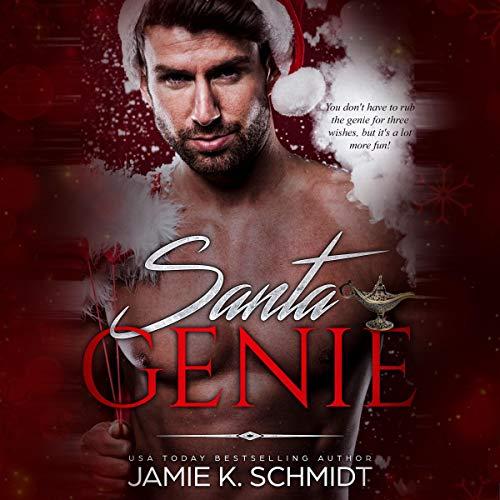 Santa Genie cover art