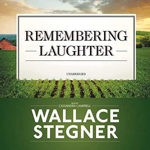 Remembering Laughter audiobook cover art