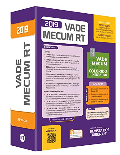 Vade Mecum RT 2019