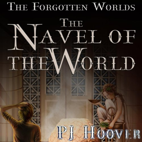 The Navel of the World audiobook cover art