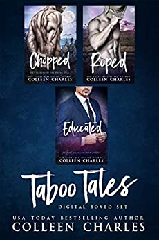 Taboo Tales Digital Boxed Set by [Colleen Charles]