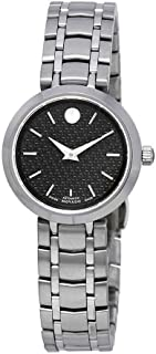 1881 Automatic Black Dial Ladies Watch 0607166