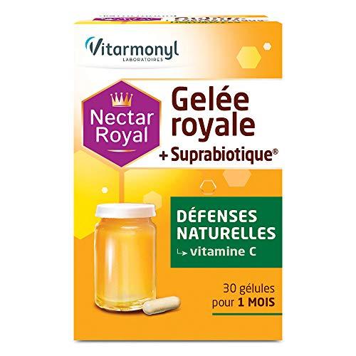 VITARMONYL Nectar Royal Défenses Naturelles Gelée Royale