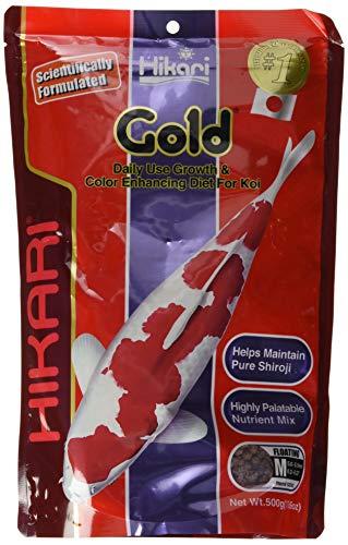 Hikari Usa Inc AHK02342 Gold 17.6-Ounce, Medium