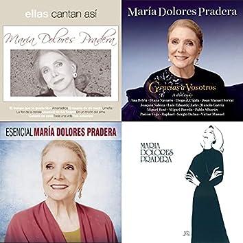 María Dolores Pradera: grandes éxitos