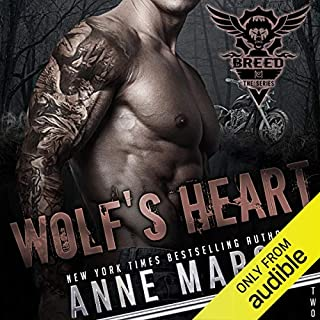 Wolf's Heart audiobook cover art