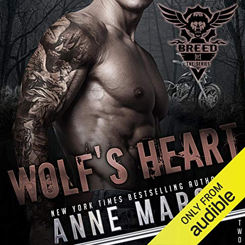 Wolf's Heart Audiobook By Anne Marsh cover art