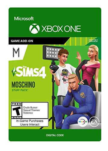 The Sims 4 - Moschino Stuff Pack - Xbox One [Digital Code]